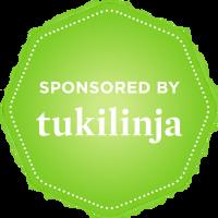 Tukilinja logo vihreä