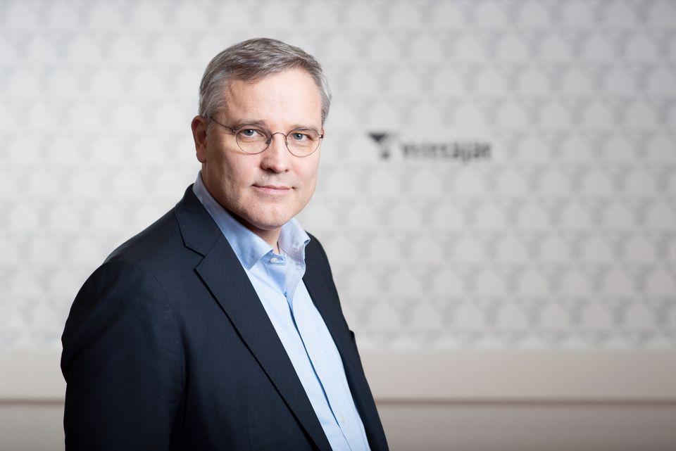 Mikael Pentikäinen Suomen Yrittäjät ry